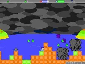 常夏の世界と異界の悪霊 Game Screen Shot5