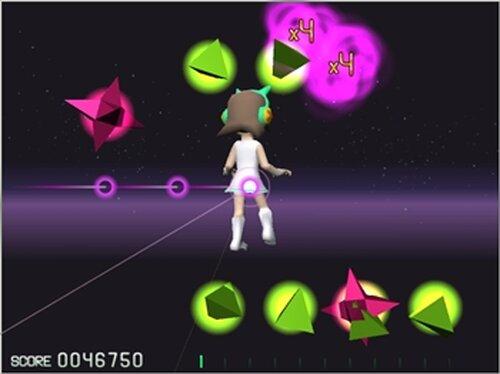 フラッティビーム Game Screen Shot3