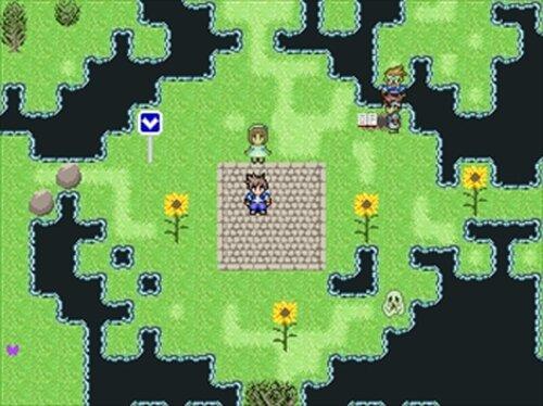 ロスト・ヘリアンサス Game Screen Shots