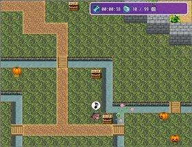 パンプキンヘッドとお菓子の迷宮 Game Screen Shot4