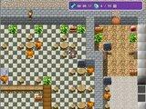 パンプキンヘッドとお菓子の迷宮