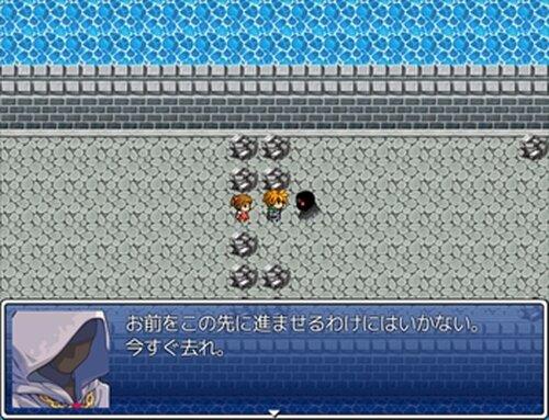 魔王の野望を阻止せよ! Game Screen Shot2