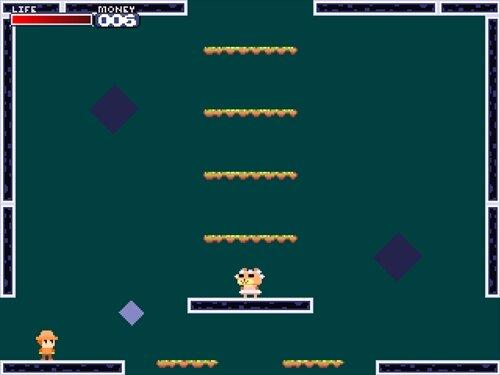フリゲいせきの8つのスイカ Game Screen Shot1