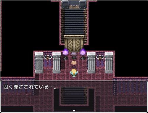 ウチの裏に魔王の城ができた件について Game Screen Shot1