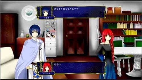 神秘の泉・レーツェルコンティネント2・ Game Screen Shot2