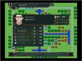 コーネリア戦記 Game Screen Shot3