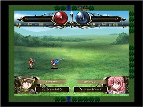 コーネリア戦記 Game Screen Shot4
