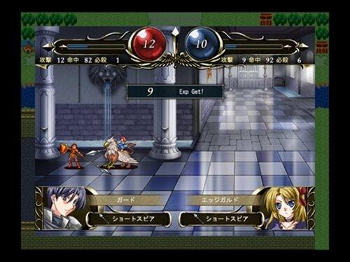 コーネリア戦記 Game Screen Shots