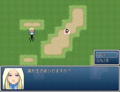 虫歯菌 Game Screen Shot3