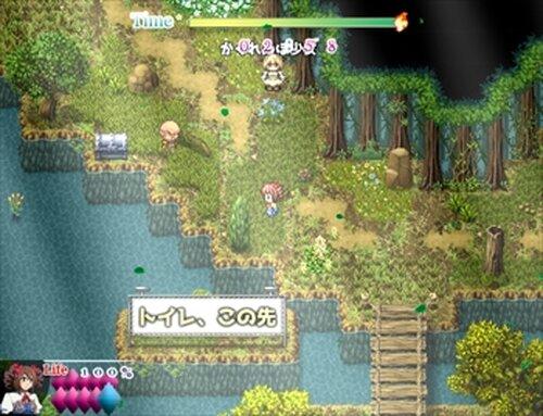 避物語 -ヨケモノガタリ- Game Screen Shots