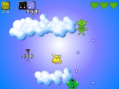 ビン・ビロウ・ベイ Game Screen Shot3