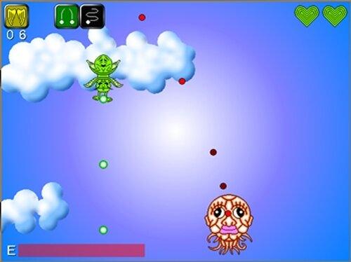 ビン・ビロウ・ベイ Game Screen Shot4