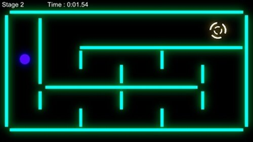 Luminous Ball Game Screen Shot4