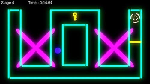 Luminous Ball Game Screen Shot5