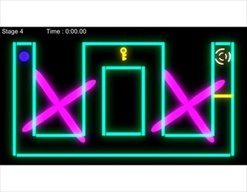 Luminous Ball Game Screen Shots