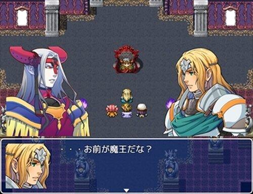 ゲームプレイヤーが魔王に転生した件について Game Screen Shots