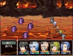 ソードオブパラディン3(Sword of Paladin 3)[シリーズ完結] Game Screen Shot3