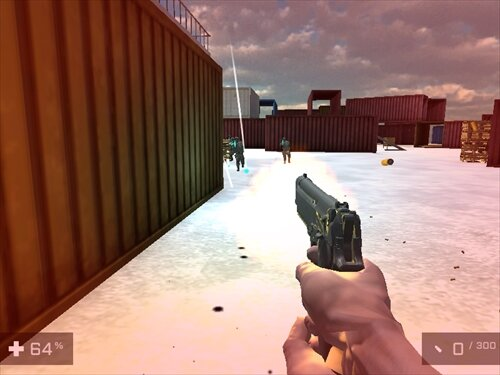 AI Shooter Game Screen Shot1