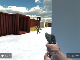AI Shooter Game Screen Shot3
