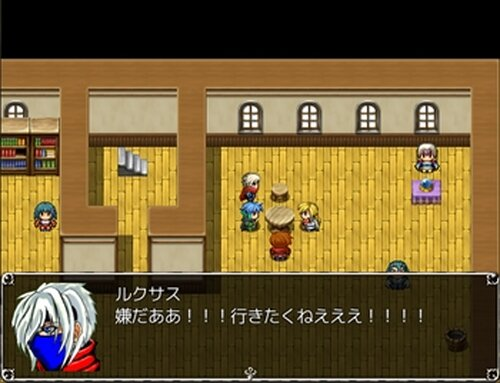 テイソウガアポカリプス Game Screen Shots