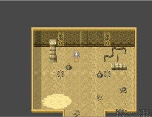 財宝求めて箱庭遺跡 Game Screen Shot