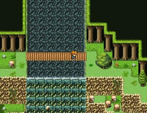 じじいの大進撃 Game Screen Shot1