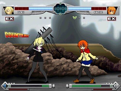 REQUIEM FINAL Game Screen Shots
