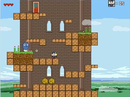 勝利の塔 Game Screen Shot3