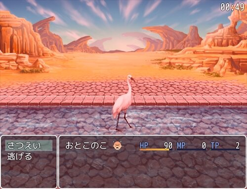 とりずかん Game Screen Shot1