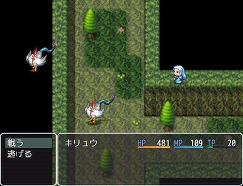 Zeke【キリュウ編】 Game Screen Shot2