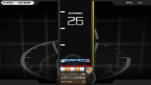 Ez-Muse 1.5 Game Screen Shot