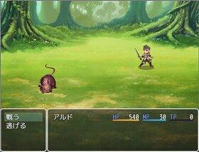 トレジャーハンター:アルド Game Screen Shot3