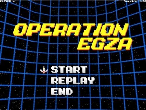 OPERATION EGZA Game Screen Shot2