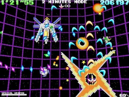 OPERATION EGZA Game Screen Shot4