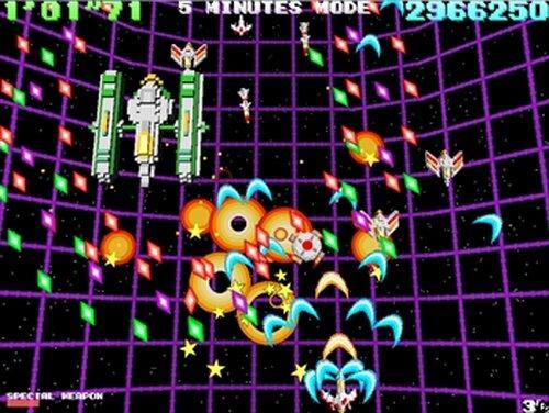 OPERATION EGZA Game Screen Shots
