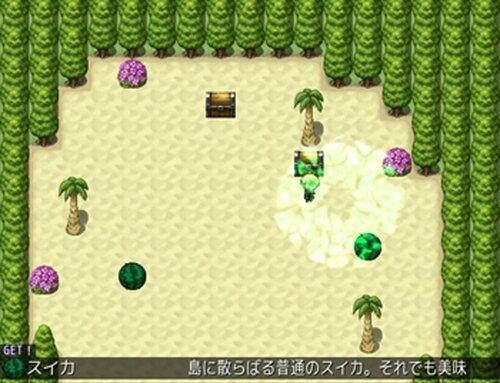スイカ割り激戦記 Game Screen Shot2