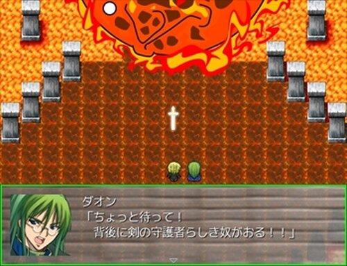 スイカ割り激戦記 Game Screen Shot4