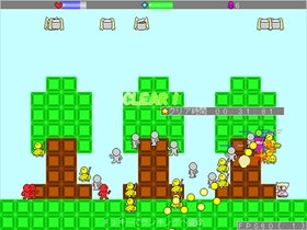 ラシーユのシューティングアクション3 Game Screen Shot3