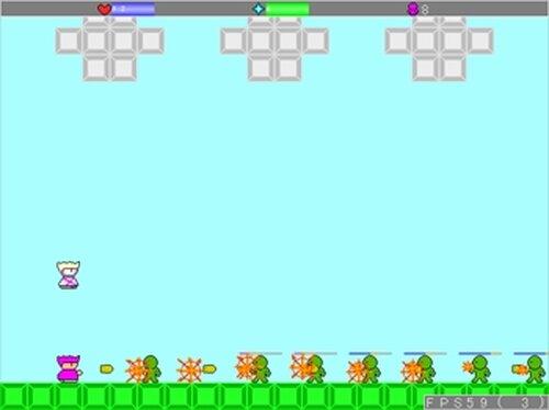 ラシーユのシューティングアクション3 Game Screen Shot5