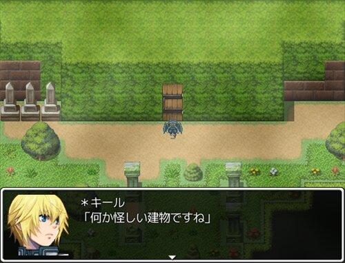 木こりの英雄譚 Game Screen Shot1