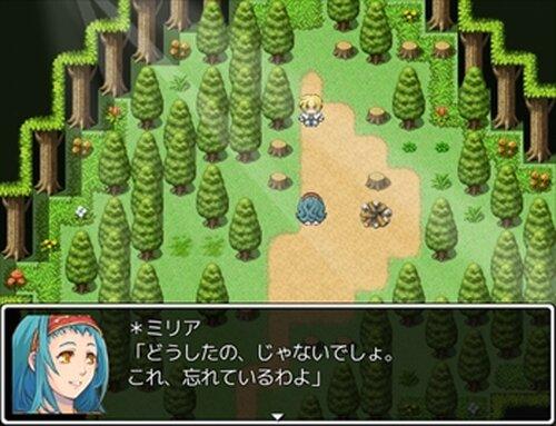 木こりの英雄譚 Game Screen Shot2