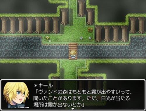 木こりの英雄譚 Game Screen Shot3