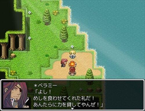 木こりの英雄譚 Game Screen Shot4