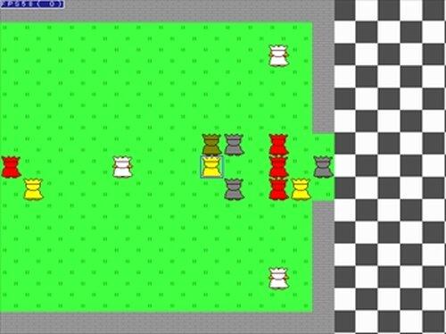 ヤシーユ族戦争 Game Screen Shot4