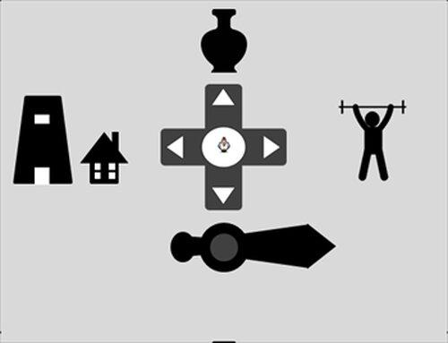 ザコのたましい Game Screen Shot3