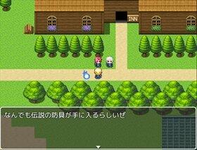バグハンターRPG編 Game Screen Shot3