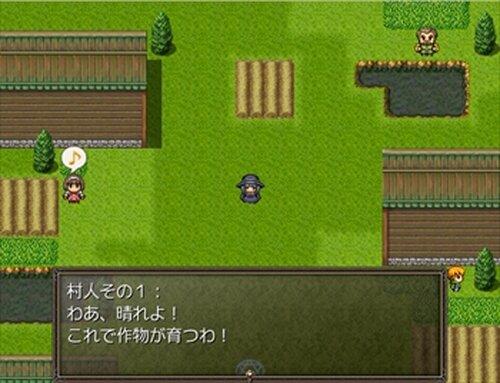 お天気魔女のハッピーデイ Game Screen Shot2