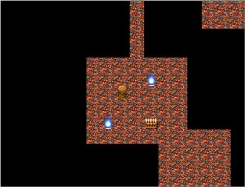カプセルソルジャーと不思議なダンジョン(テスト版) Game Screen Shot1
