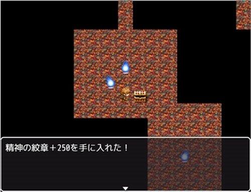 カプセルソルジャーと不思議なダンジョン(テスト版) Game Screen Shot4