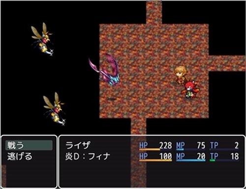カプセルソルジャーと不思議なダンジョン(テスト版) Game Screen Shots